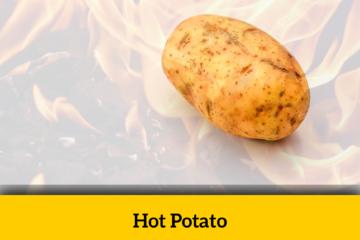 how do you play hot potato