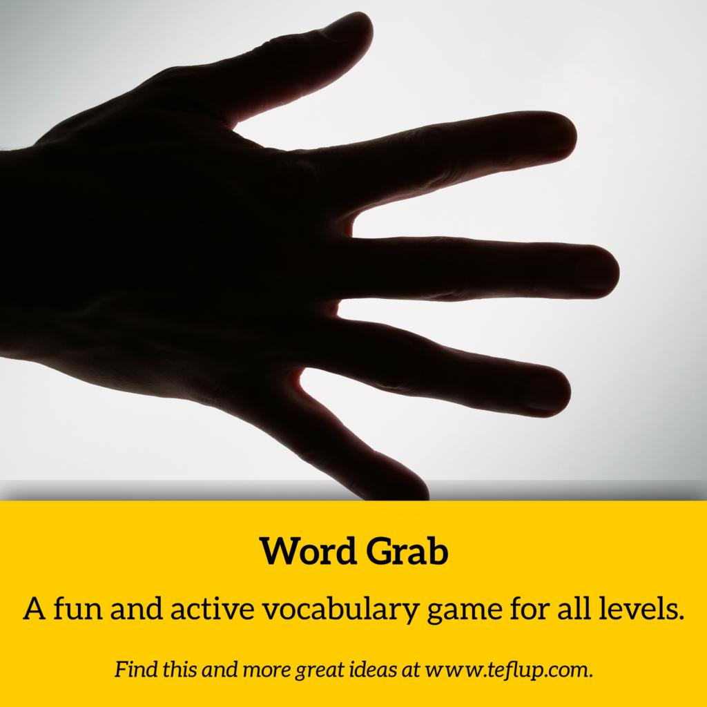 word grab