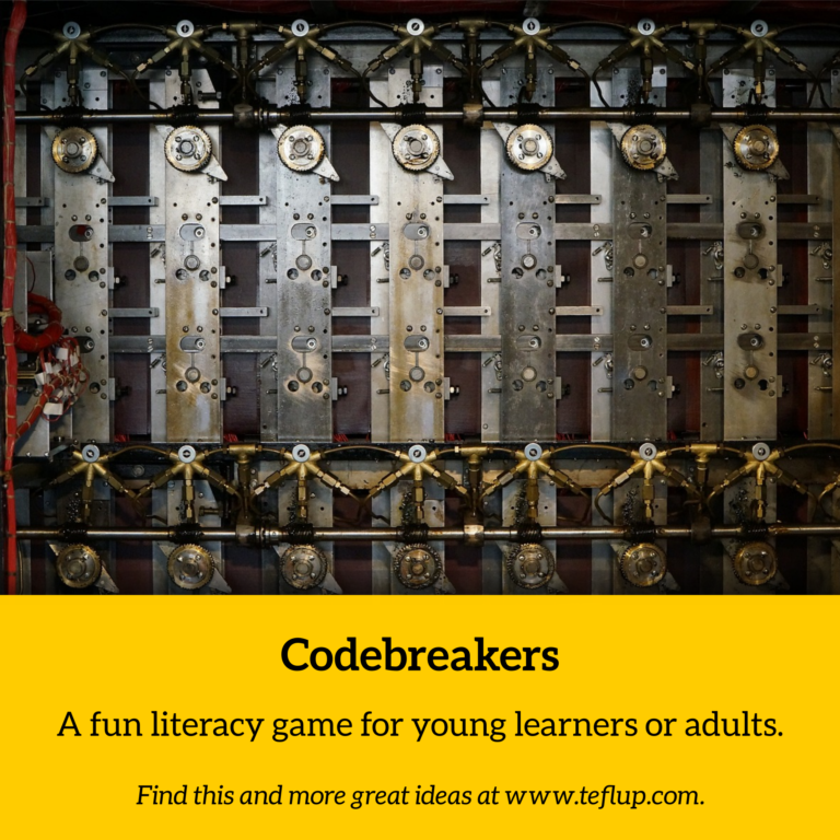 literacy games codebreakers