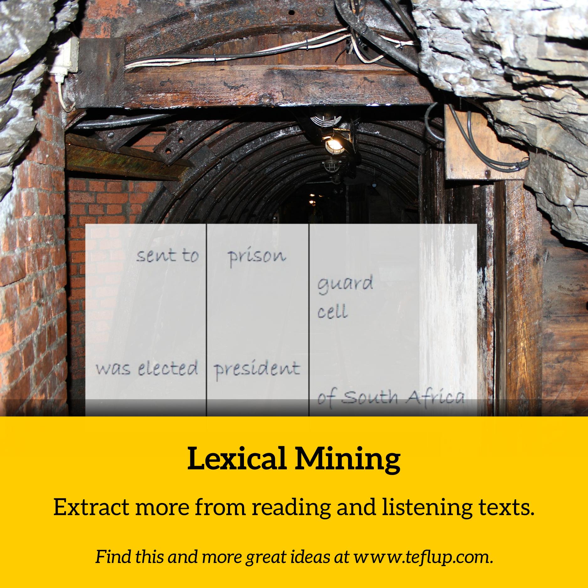 lexical mining