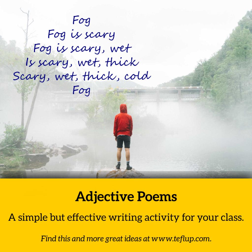 adjective poems