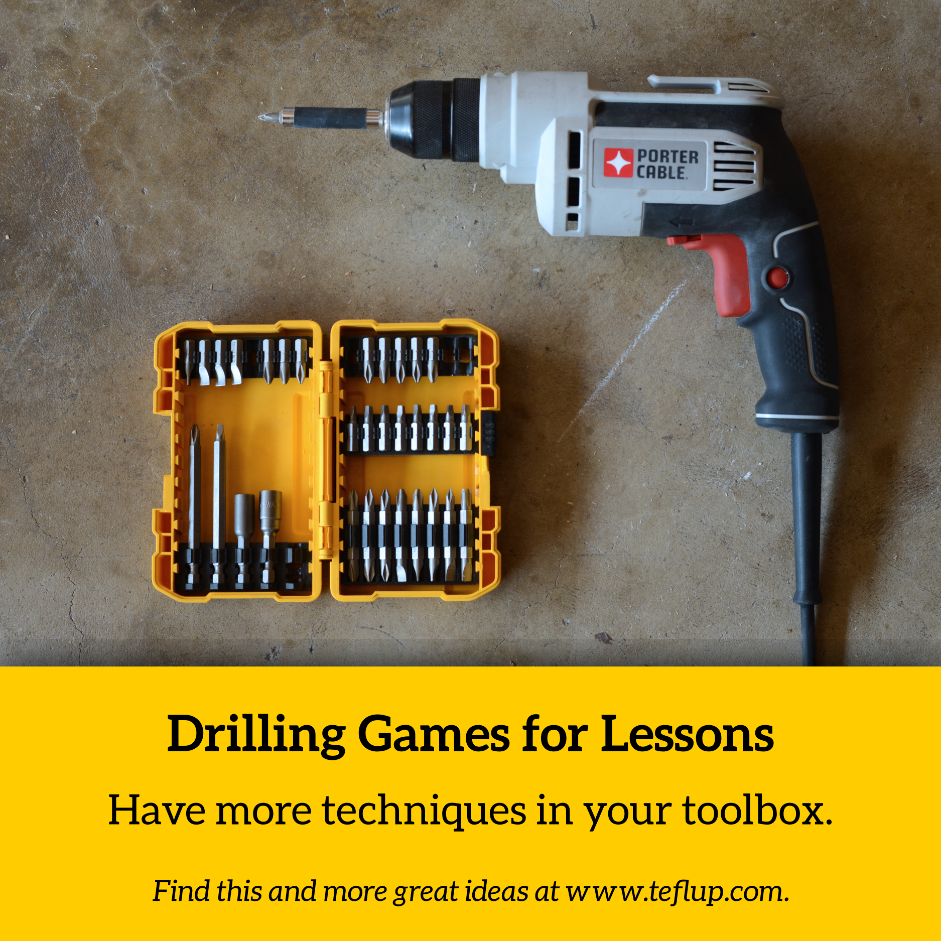 drilling games