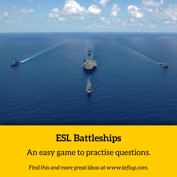 esl battleships