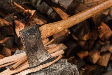 to have an axe to grind idiom meaning