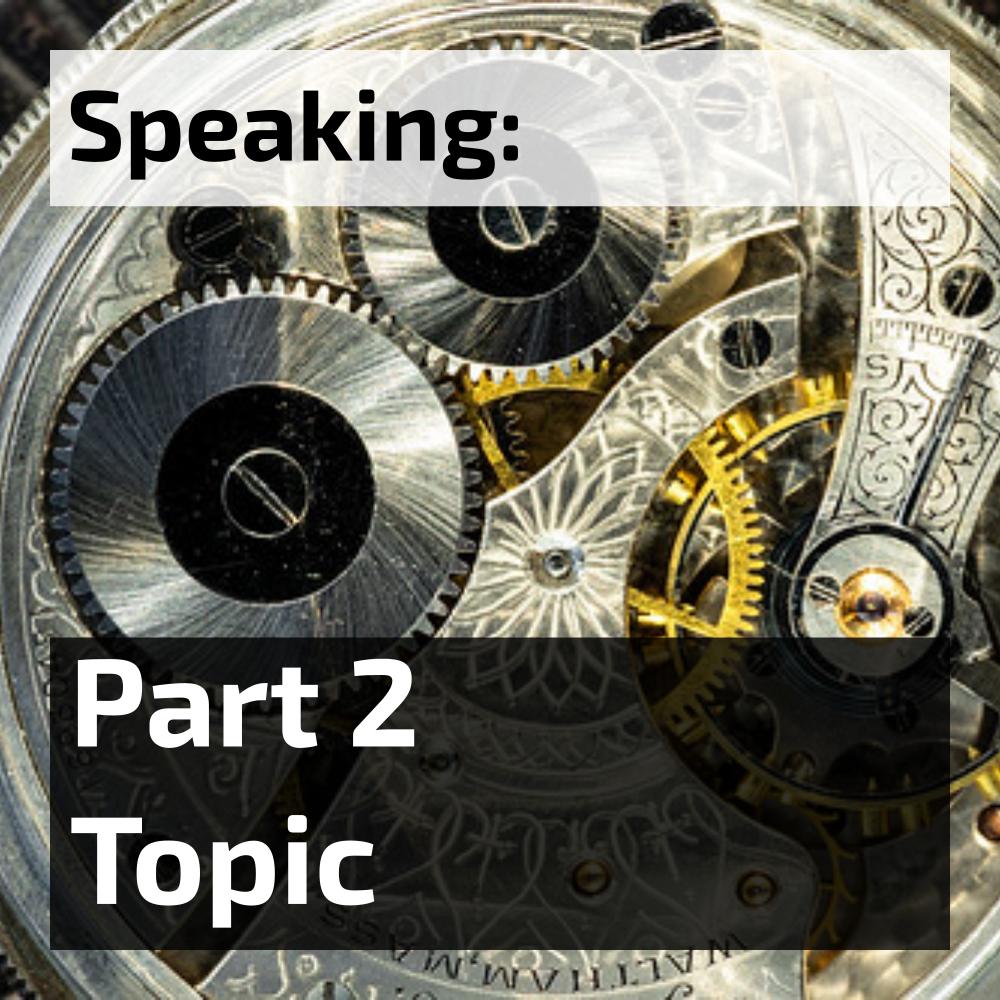 ielts speaking part 2 questions